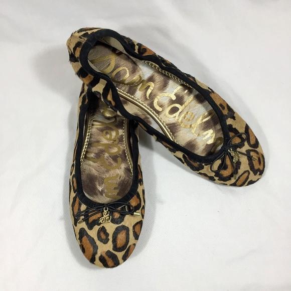 33cbdbf3c9e8 Sam Edelman Shoes - Sam-Edelman US-8M-Felicia-Leopard--